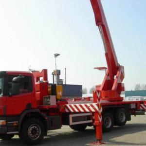Scania 43 метра