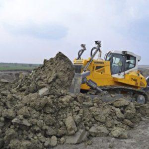 Liebherr PR 746 Litronic 30 тонн